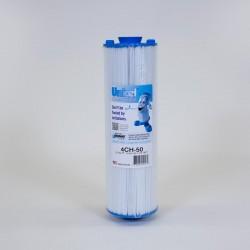 Filtro UNICEL 4CH 50 compatibile con carica dall'Alto