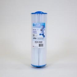 Filtro de UNICEL 4CH 940 compatible parte Superior de la carga de Dimensión Uno de los Spas