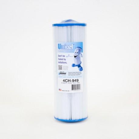 Filtro de UNICEL 4CH 949 compatível com Top load