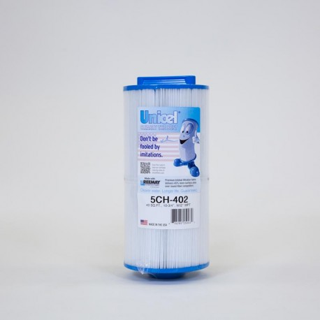Filter UNICEL 5CH-402 kompatible Del Sol Spas