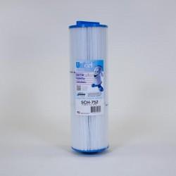 Filtro de UNICEL 5CH 752 compatível CAL SPAS