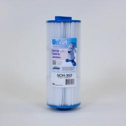 Filtro de piscina UNICEL 5CH 352 compatible Marquis Spas